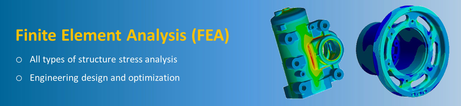 FEA simulation consulting services   FEAmax LLC